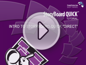 StoryBoard Quick Direct for your mobile device