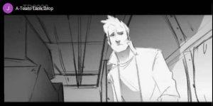 A Team movie storyboard animatics