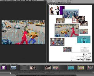 StoryBoard Artist Flexiblity in layout too