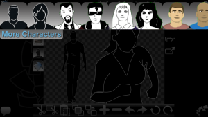 More characters for StoryBoard Quick Direct!