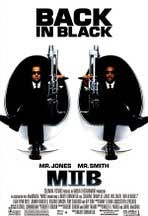 Black is Back - MIIB - director Barry Sonnenfeld