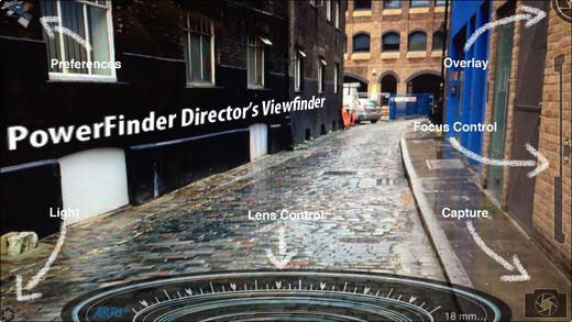 Director's Viewfinder by PowerProduction