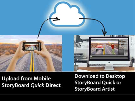 Mobile StoryBoard Quick Direct Updated for iOS 10