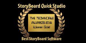Best Storyboard Software: StoryBoard Quick Studio