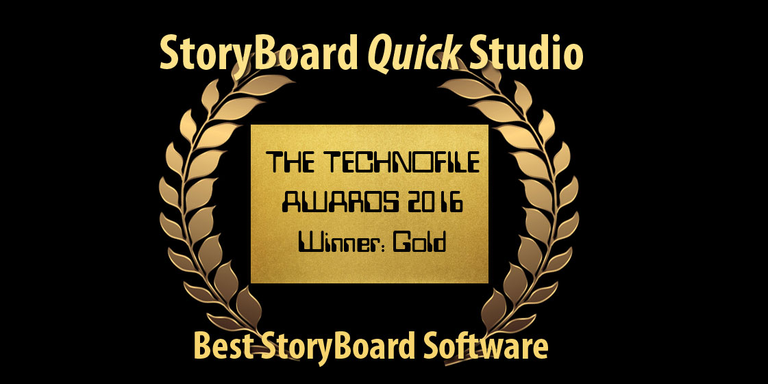 Best StoryBoard Software Award