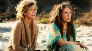 Two shot Camera Shot - Grace and Frankie