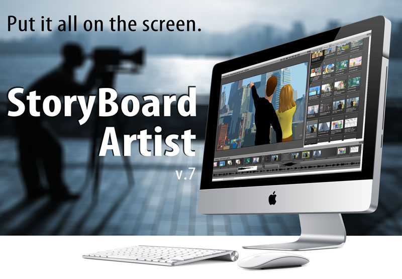StoryBoard Artist Software