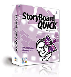 StoryBoard Quick 6.1 Academic
