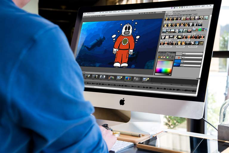 storyboard Artist is feature-packed for quick preproduction