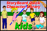Free Kids Add-On Library!