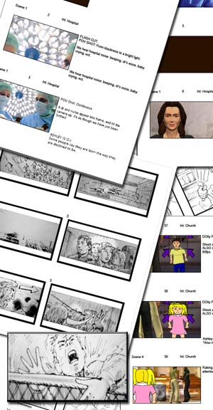 What Is A Storyboard Where To Start  Storyboard Quick Buzz