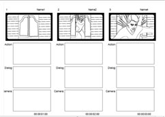 storyboard quick characters
