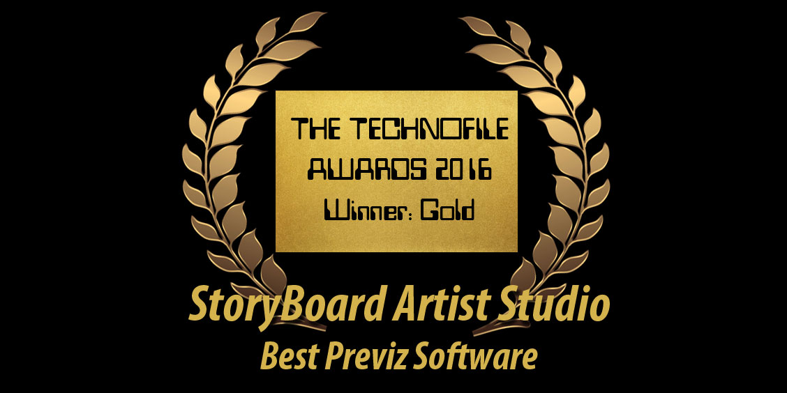 Storyboard Previs Software Storyboard Artist Studio Edition Award