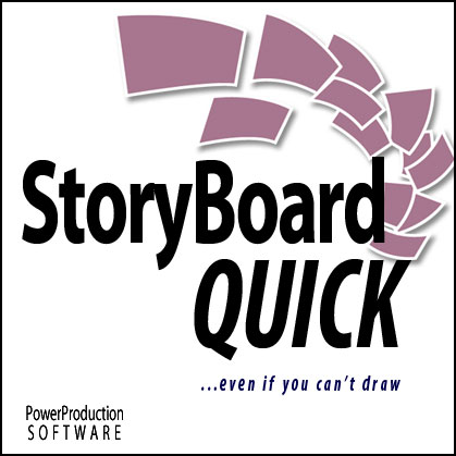 storyboard software StoryBoard Quick