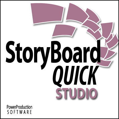 Storyboard Software StoryBoard Quick Studio